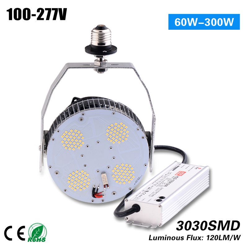Free shipping Replacement 200w HPS 60W Led Retrofit Kit E40/E39 CE ETL ROHS free shipping replacement 200w hps 60w led retrofit kit e40 e39 ce etl rohs
