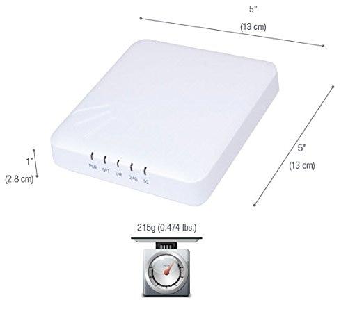 Image 4 - Ruckus Беспроводной ZoneFlex R300 901 R300 WW02 (так 901 R300 US00) с Инжектор PoE (902 0162 CH00) Крытый точки доступа-in Точки доступа from Компьютер и офис