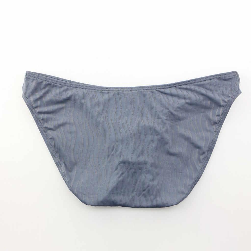 Pria Sexy Underwear Celana Pendek Celana Nilon Celana Celana Celana Dalam untuk Pria Ulasan Seksi Slip Hombre Tрусы Mужские