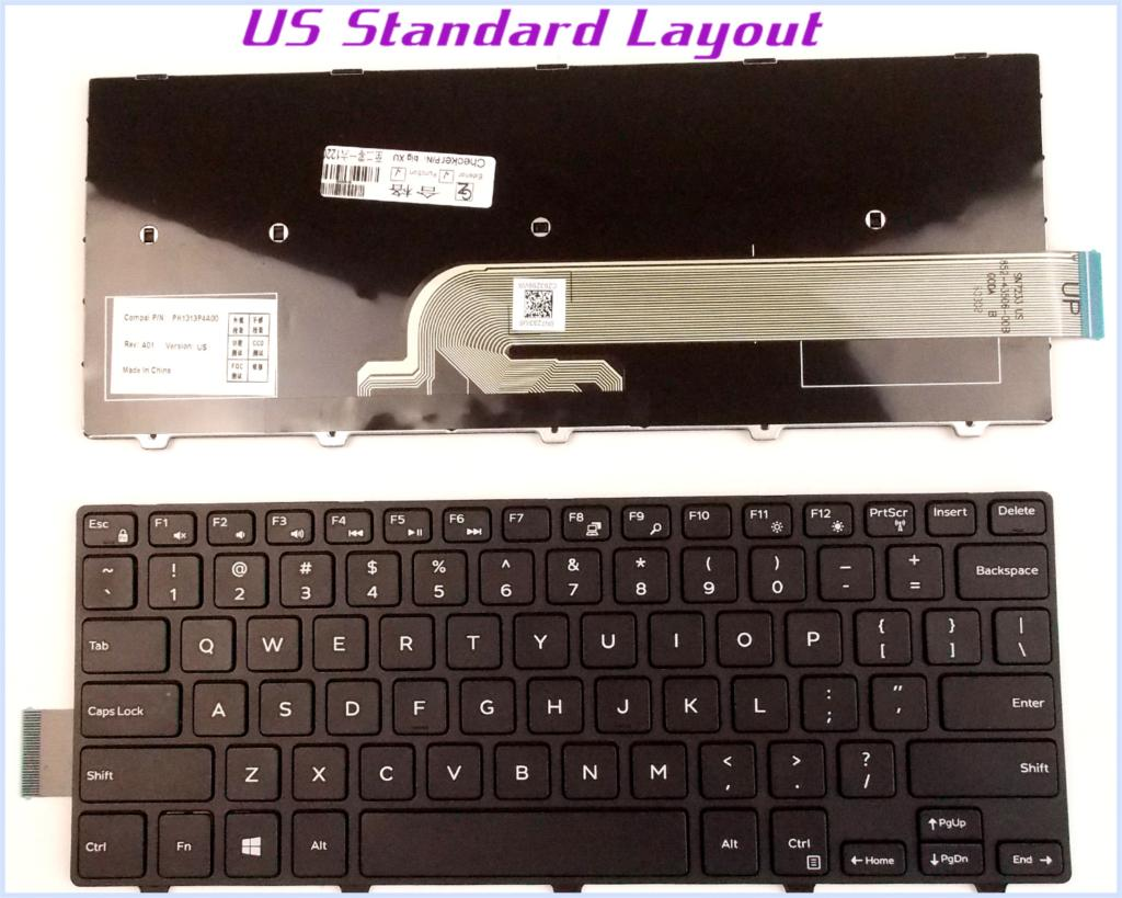 Aliexpress.com : Buy New US Layout Keyboard for Dell
