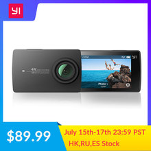 YI 4K Action and Sports Camera 4K/30fps Video 12MP Raw Image