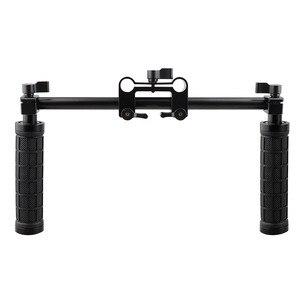 CAMVATE Camera Handle Grip 15mm Rod Clam