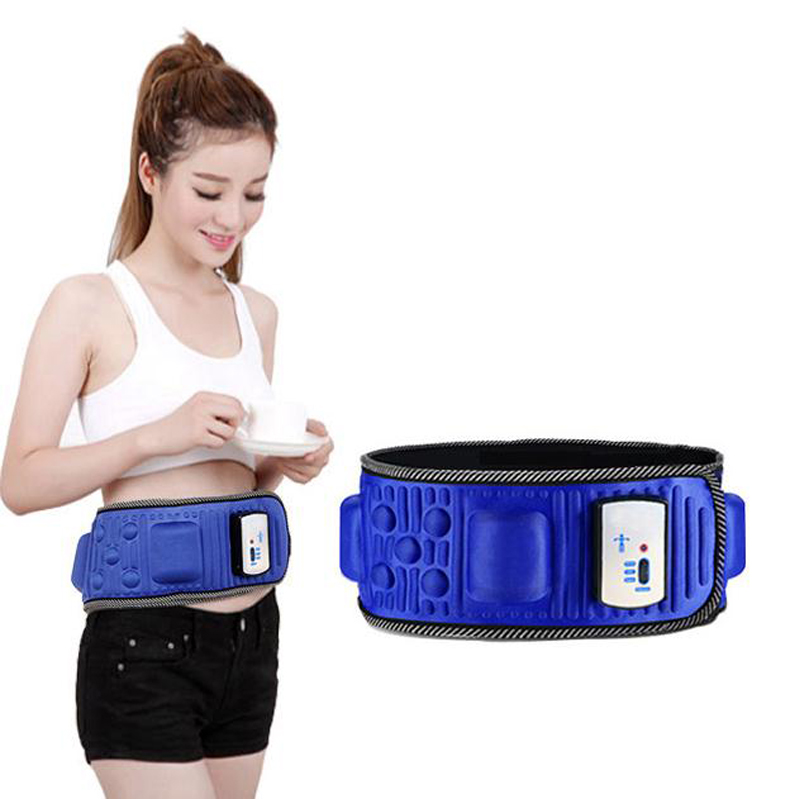 dawdler Massage belt thin waist massage fat burning equipment massager machine slimming belt/tb231010