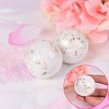 Bath Bomb Dried Rose Flower Deep Sea Bath Salt Body Essential Oil Bath Ball  Natural Bubble Bath Bombs Ball 4bdb8b379168