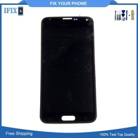 100pcs Lot For Samsung S5 LCD Display Touch Screen Digitizer SM G900M SM G900F G900A LCD