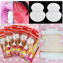 Almohadillas para el sudor de las axilas 20 piezas, almohadillas para el sudor de las axilas, juntas, desodorante reutilizable, almohadillas de algodón transpirables