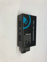 2 Giga SFP and 2 1000Mbps Tx Port Fiber switch Media Converter PCB board gigabit switch