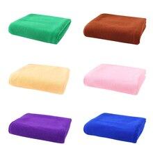 300*700 мм микрофибра быстросохнущее волшебное банное полотенце пляжное полотенце для купания мочалка мягкий автомобильный абсорбент Кухонные Полотенца Для Вытирания посуды