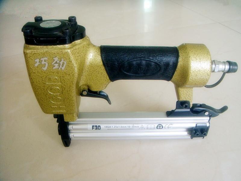 Air Nailer Gun Straight Nail Gun Pneumatic Tools Air Tools Nail Gun F30 High quality  цены