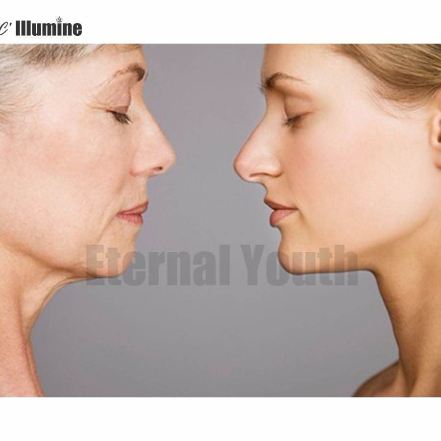 2x  Boto X Face Firming Lifting Serum Skin Care Product Botulinum Concentrate Powerful Anti-wrinkle Anti-aging 10ml X2