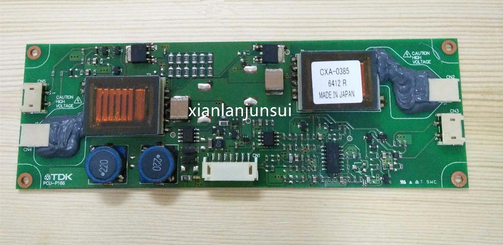 CXA-0385M PCU-P166 CXA-0385-M 0538 TDK inverterCXA-0385M PCU-P166 CXA-0385-M 0538 TDK inverter