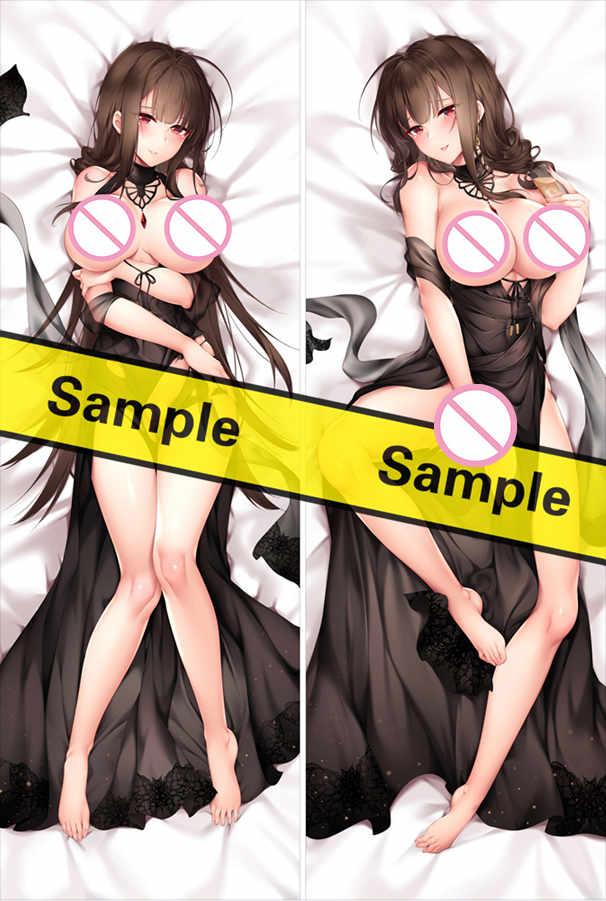 cirno's Store Original girls frontline anime Characters sexy girl DSR50 body Pillowcase Dakimakura
