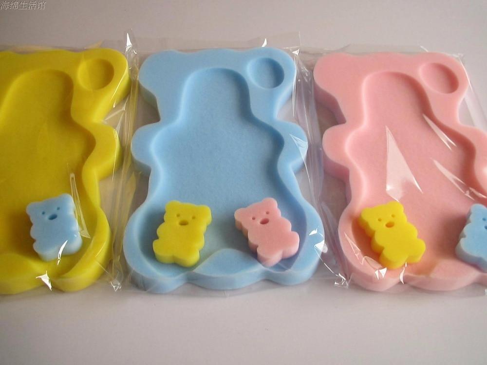 Baby Bath Sponge Mats, Non slip Bathtub Sponge Mat free shipping ...