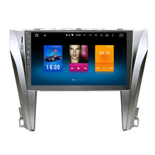 Car 2 din android GPS Navi for Toyota Camry V55 2015+ autoradio navigation head unit multimedia broswer 4Gb+32Gb PX5 8-Core