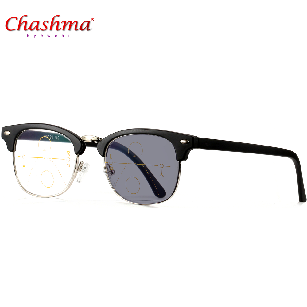 Bifocal glasses: photo and description, types, principle of operation, benefit and harm, reviews 41