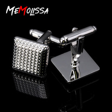 Frosted Star cufflinks for