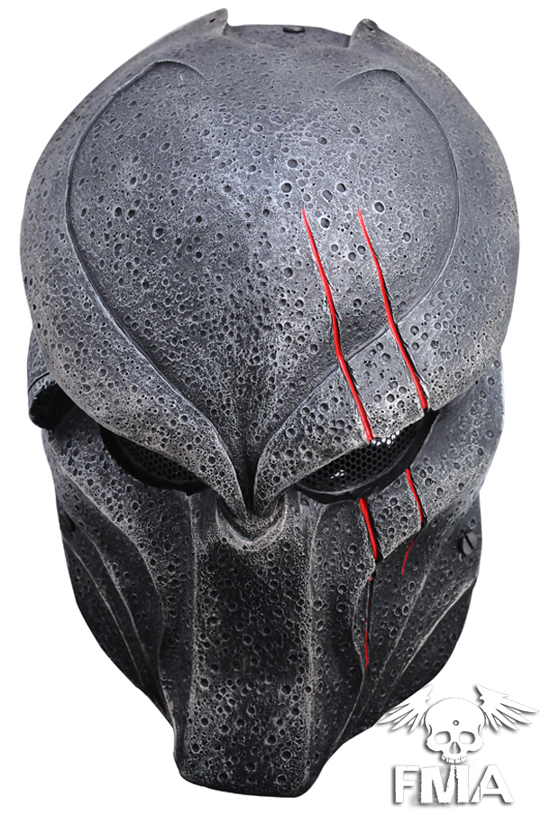 FMA steel mesh Sunda-5 mask outdoor mask wargame gear helmet free shipping купить