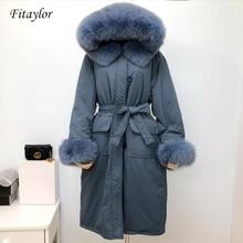 Fitaylor Long Jacket Female