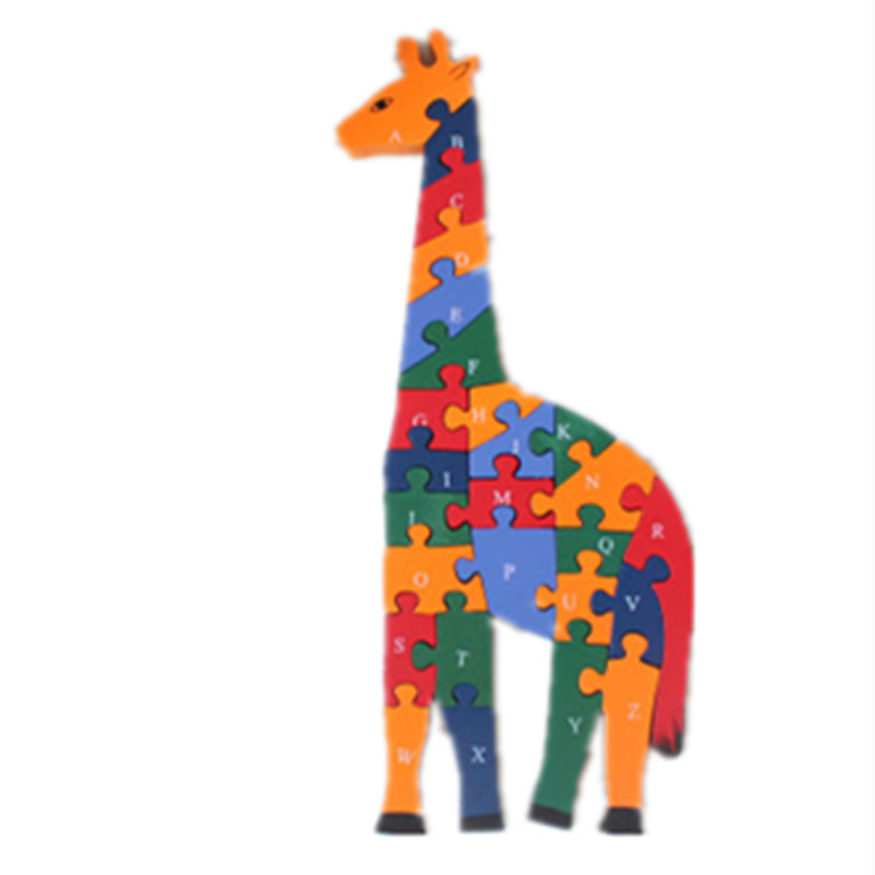 Wood Cutting Die Cut for Puzzle Making Giraffe Steel Rule Dies Can Be Made As Your Shape and SizeWood Cutting Die Cut for Puzzle Making Giraffe Steel Rule Dies Can Be Made As Your Shape and Size