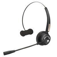 BH520 Wireless Bluetooth Headset Lightweight Noise Reduction Voice Clear Business Single Ear Headset Mobile Computer Universal