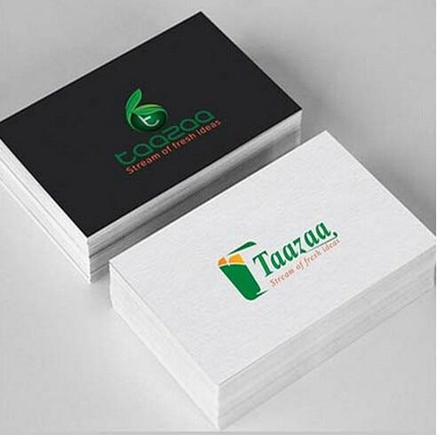Online shop custom business cards 350gsm paper business cards custom business cards 350gsm paper business cards printing both sides paper calling cardpaper visiting card 500 pcslot colourmoves