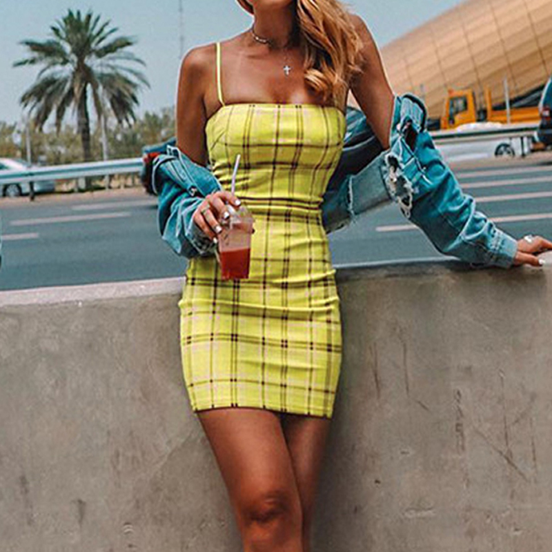 Sexy Casual Mini Sundress Sheath Slim Short Dresses