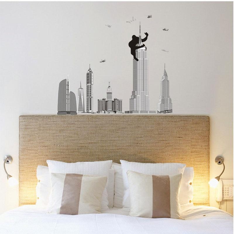 Stunning Stencil Per Camera Da Letto Ideas - Amazing Design Ideas ...