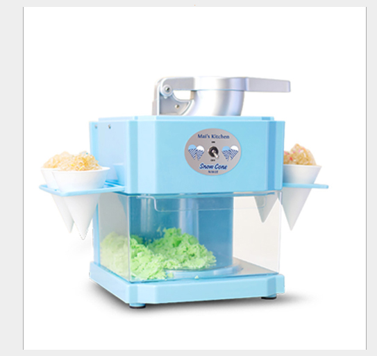 Ice Shred Machine Ice cream maker automatic fruit refrigerator ice maker juicer Milk tea shop KTV round ice Summer Cool UtensilIce Shred Machine Ice cream maker automatic fruit refrigerator ice maker juicer Milk tea shop KTV round ice Summer Cool Utensil