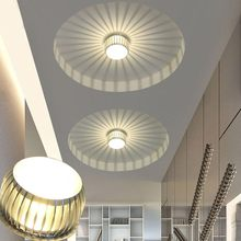 3W LED Ceiling Lights Modern Lamp Color Dimmable Decoration Plafondlamp KTV Corridor Aisle Lampara Light Fixtures