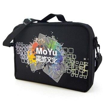 MOYU Neo Cube Bag Black Speed Game Shoulder Bag For Magico Cube 2x2 3x3 4x4 5x5 6x6 7x7 8x8 9x9 Puzzle Cube Toys Storage Bags shoulder bag