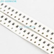 (1000pcs/lot) 750  820  910  1K  1.2K ohm ohms 0805 5% SMD Chip Resistor Thick Film 1/10W Chip Fixed Resistor