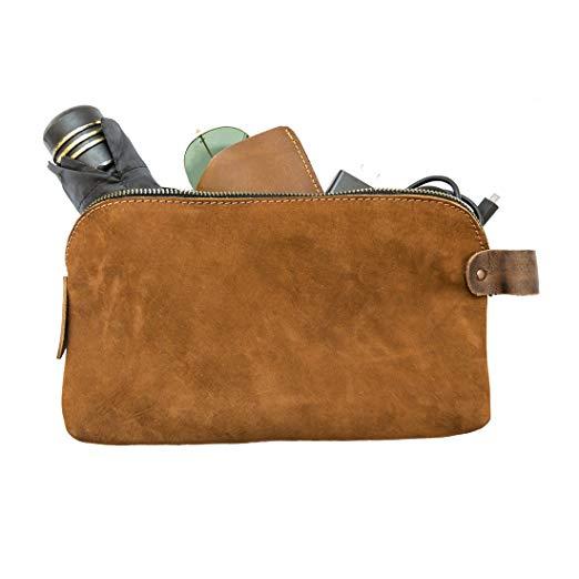 Grand Kit tout usage Dopp cordons de sac utilitaire tabourets de bureau fournitures de bureau d'école portabilité à la main facile à emballer