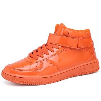 Men Basketball Shoes Jordan 1 Sneakers Sports Women Jordan Shoes Mandarin Duck Color Mixing Light Glossy Yellow Sneakers for Men jordans shoes all black