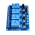 4Channel 5V Relay Module for PIC ARM AVR DSP Arduino MSP430 TTL Logic