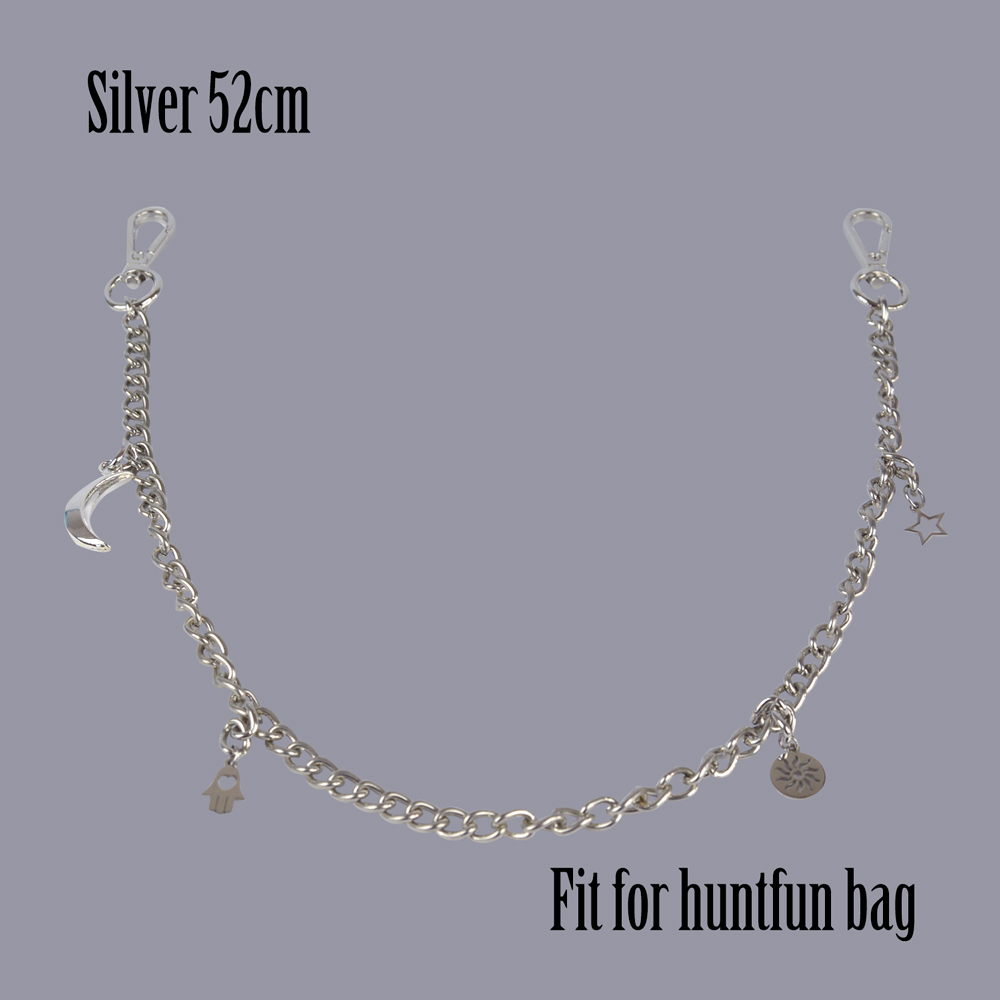6b62b6de731a Dropwow 2018 New Metal Silvery Chain Straps for O Pocket Classic ...