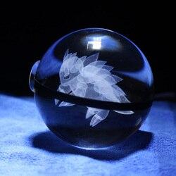 Sandslash Crystal Pokeball Dropshipping Pokemon Anime Action Figures Poke Ball Gifts