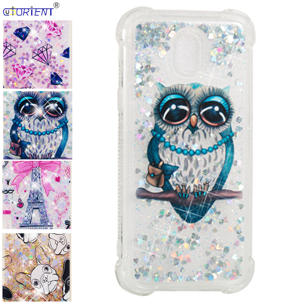 Obliging Bling Glitter Dynamic Liquid Quicksand Case For Samsung Galaxy J5 Pro 2017 Phone Cases Sm-j530f/ds Sm-j530fm/ds Bumper Cover Phone Bags & Cases Cellphones & Telecommunications