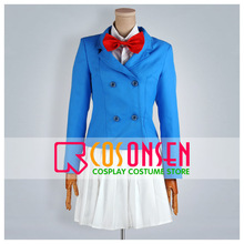 COSPLAYONSEN Zettai Karen Children Kaoru Akashi Cosplay Costume Uniform All Size