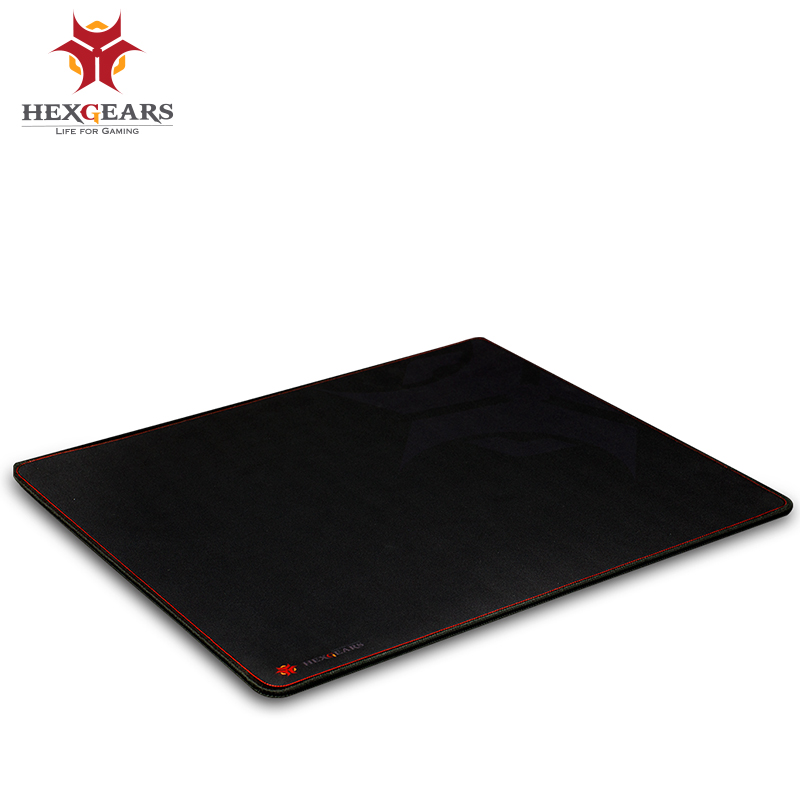 HEXGEARS Large Mousepad Big Size 440*400mm Mouse Pad FPS Control Style Professional Mause Mouse Pad Gamer 5mm Thicken Mouse Mat