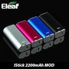 100% Original Eleaf iStick 20W mod 2200mAh Battery LED display portable battery 20W Suitable for Eleaf GS Air atomizer