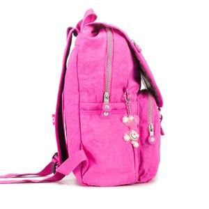 Image 3 - TEGAOTE mały plecak dla nastoletnich dziewcząt Mochila Feminina plecaki damskie kobiece solidne nylonowe plecak podróżny na co dzień Sac A Dos