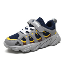 Sport Children New Shoes Fashion Brand Casual Outdoor Breathable Kids Sneakers Light Boys Running Shoes Spring Summer TDTX2731 2019 new brand spring summer children shoes boys kids shoes casual kids sneakers breathable sport children boy sneakers tdtx1108
