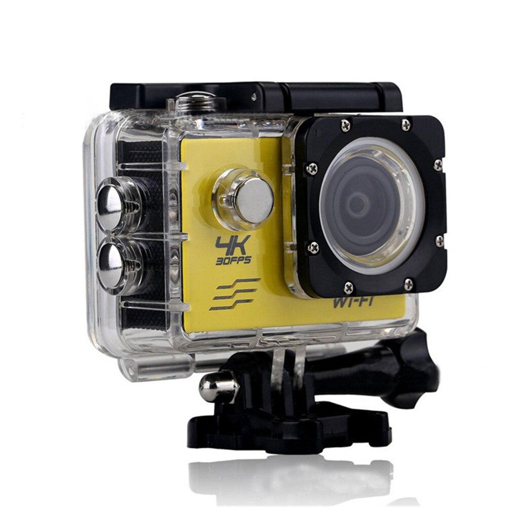 F65C nouvelle caméra Wifi avec télécommande Bracelet chien de montagne HD Sports DV sécurité aérienne petite caméra