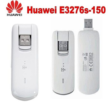 NEW HUAWEI E3276s-150 usb Broadband modem 4G LTE FDD 800/900/1800/2100/2600 Mhz dongle CAT4 Hilink 150Mbps