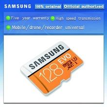 Micro sd карта SAMSUNG EVO, 128 ГБ, 32 ГБ, класс 10, карта памяти micro sd UHS-1, 256 ГБ, tf флеш-карта, 64 ГБ, карта памяти