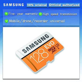 SAMSUNG EVO karta micro sd 128GB 32GB Class10 karta pamięci micro sd UHS-1 karta pamięci 256GB tf 64GB cartao de memoria tanie i dobre opinie Class 10 Tf micro sd card 32GB 64GB 128GB 256GB Up to 95-100MB S 22cm x 12cm x 2cm (8 66in x 4 72in x 0 79in) 10-year limited warranty