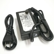 HDD Power Adapter 12V1.5A 5V2.5A Dual Output 5 Pin Round