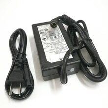 Hdd電源アダプタ12v1. 5a 5v2. 5aデュアル出力5ピンラウンド