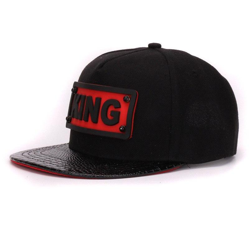 Prix pour HATLANDER adulte pu alligator en cuir flat bill hip hop chapeaux 3D ROI doux silicone adulte snapback chapeaux pour garçons et filles