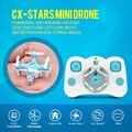 Inastillable SKeye mini RC Quadcopter 4CH mini helicóptero RC Drone 4-axis RC helicóptero UAV Mode2 juguetes para niños de regalo